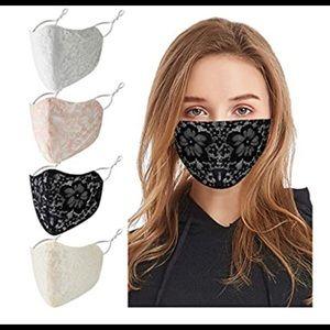 Lace Face Masks